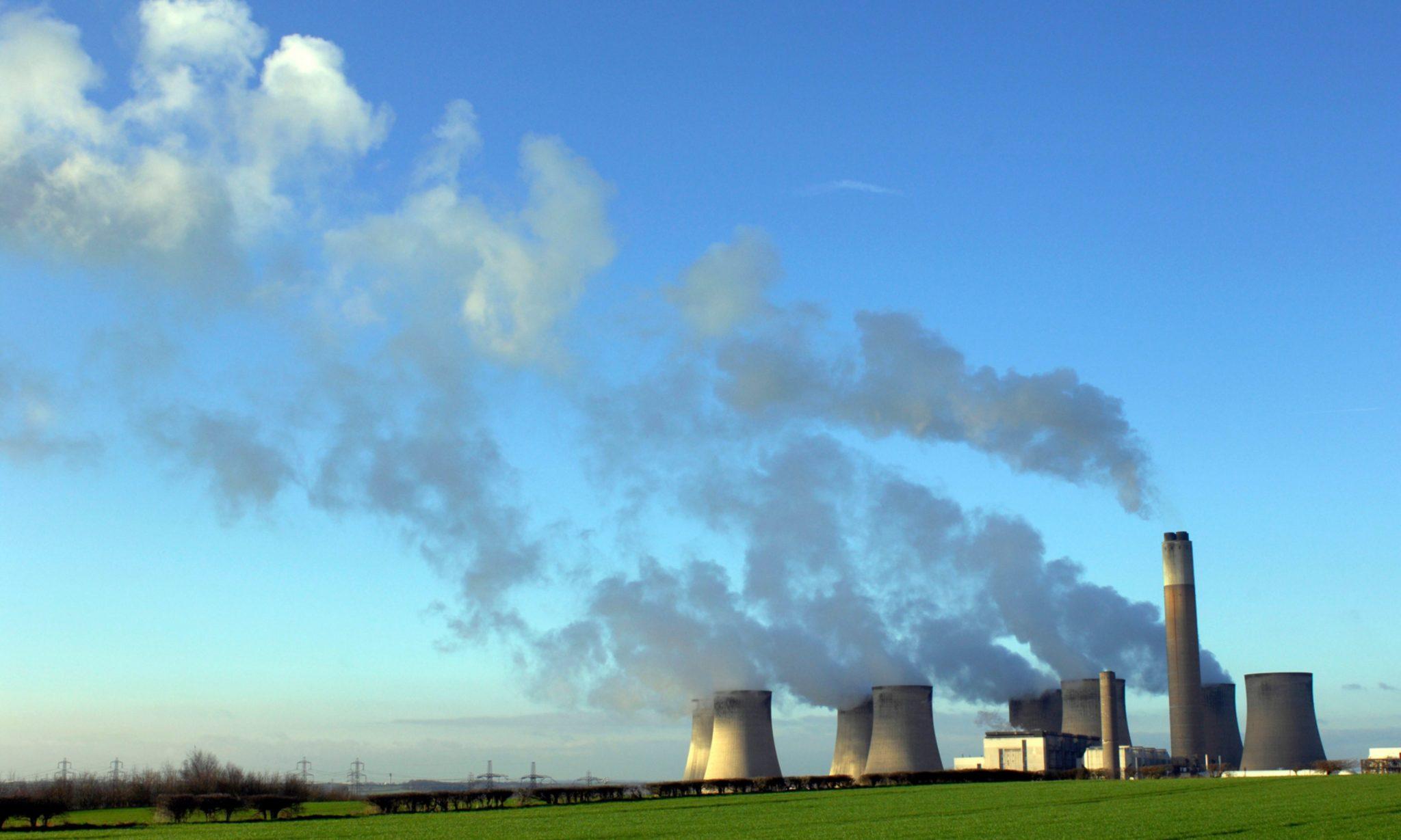emissioni nell'ambiente