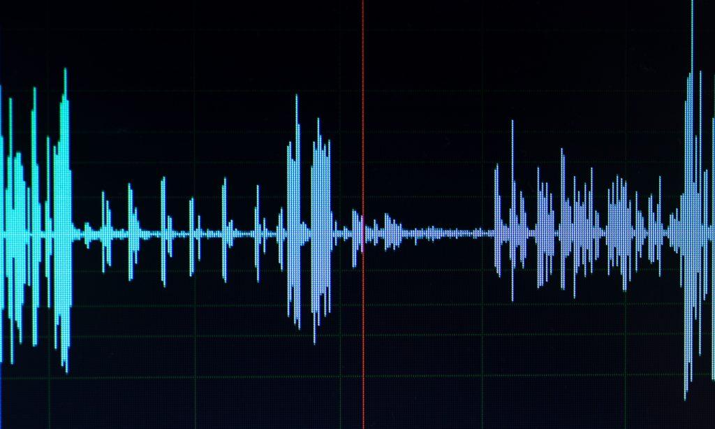 analisi suono
